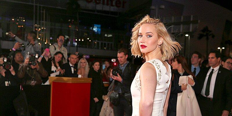 Jennifer Lawrence Passengers Sex photo 25