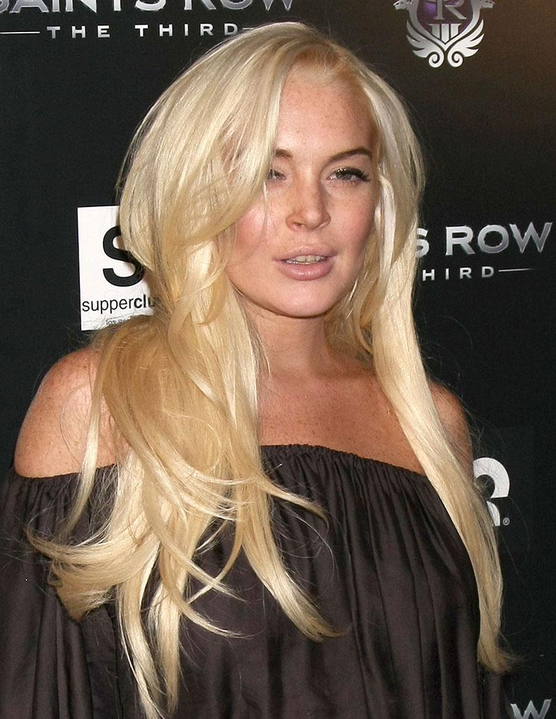 Hot Lindsay Lohan Pics photo 1