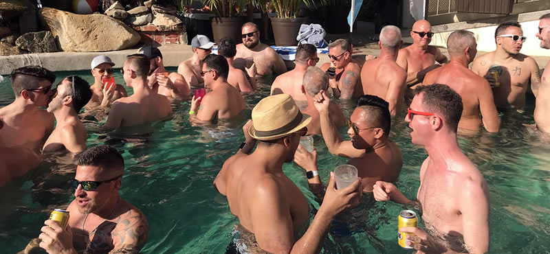 Naked Pool Party Photos photo 15