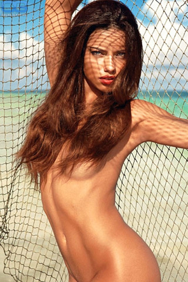 Adriana Lima Naked Pictures photo 10