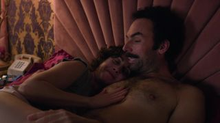 Alison Brie Topless In Glow photo 25