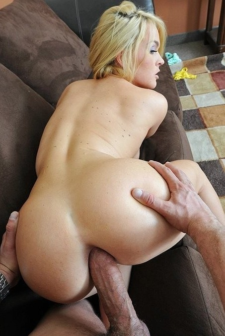 Anal On Couch photo 9