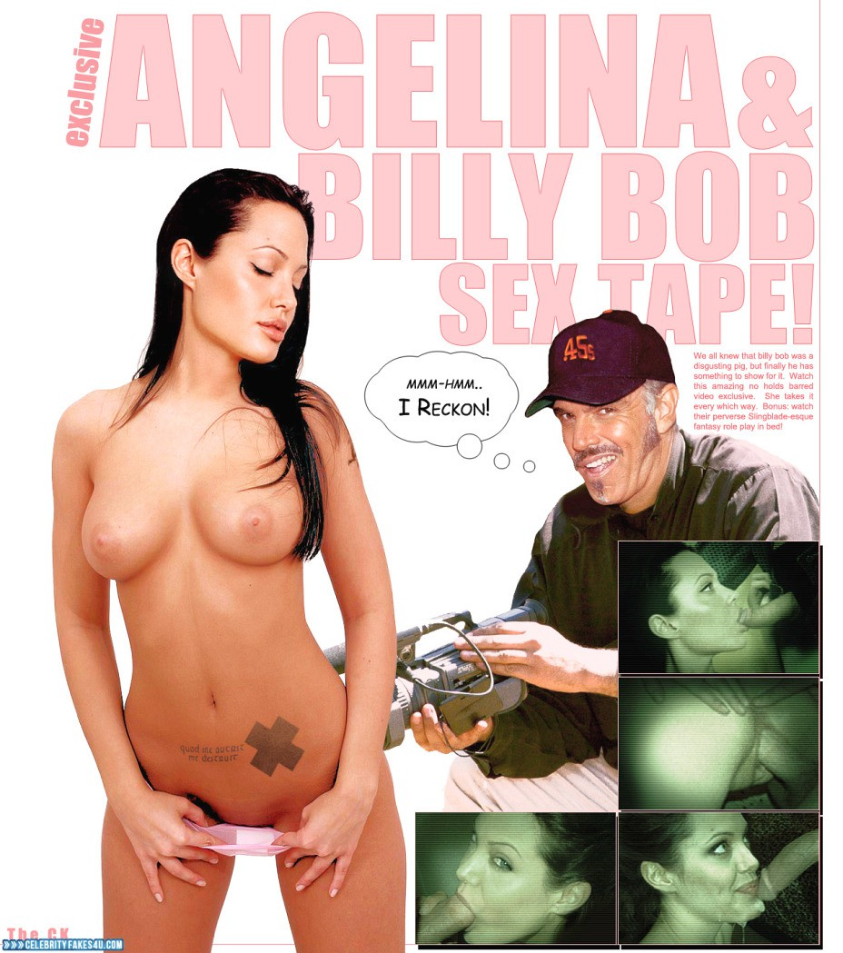 Angelina Jolie Leaked Pics photo 5