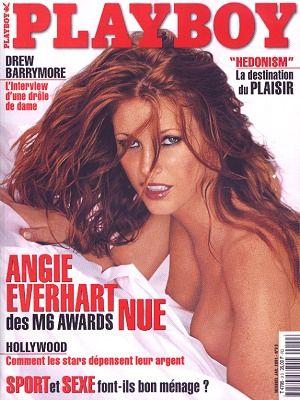 Angie Everhart Playboy Pics photo 26