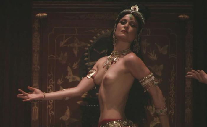 Ms Maisel Topless photo 26