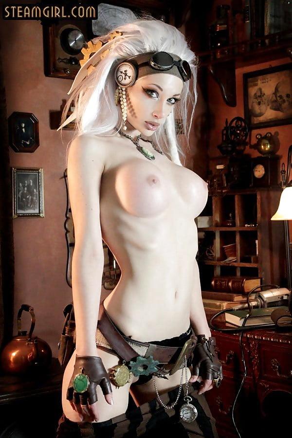 Steam Girl Nude photo 9