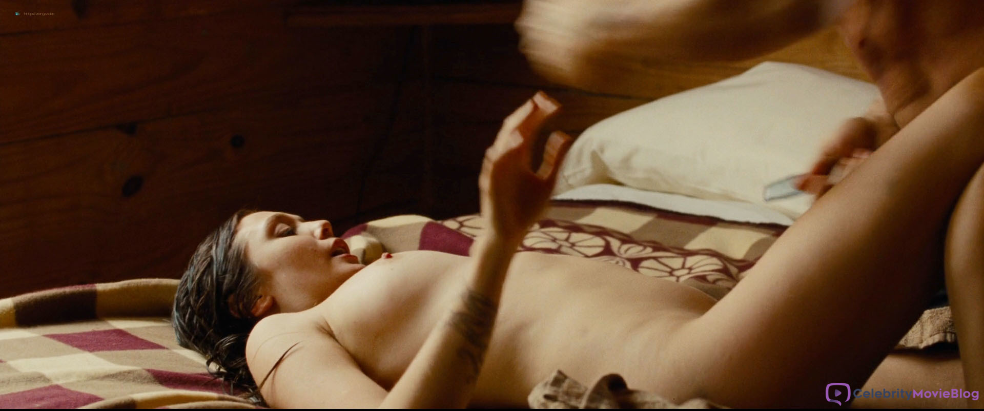 Elizabeth Olsen Nude Scenes photo 21