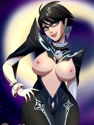 Bayonetta Topless photo 19