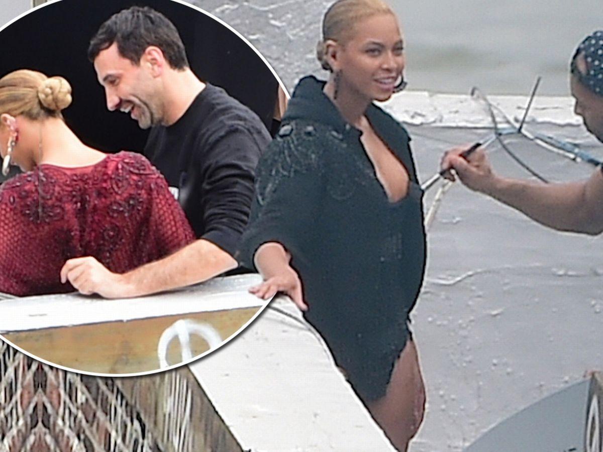 Beyonce Side Boob photo 2