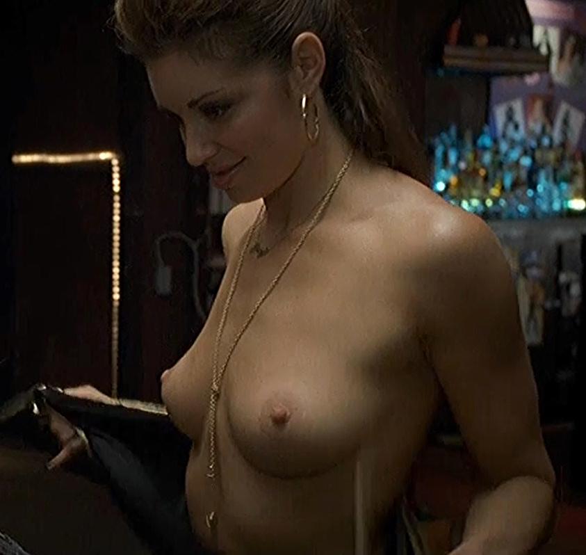 Bianca Kajlich Nipples photo 4