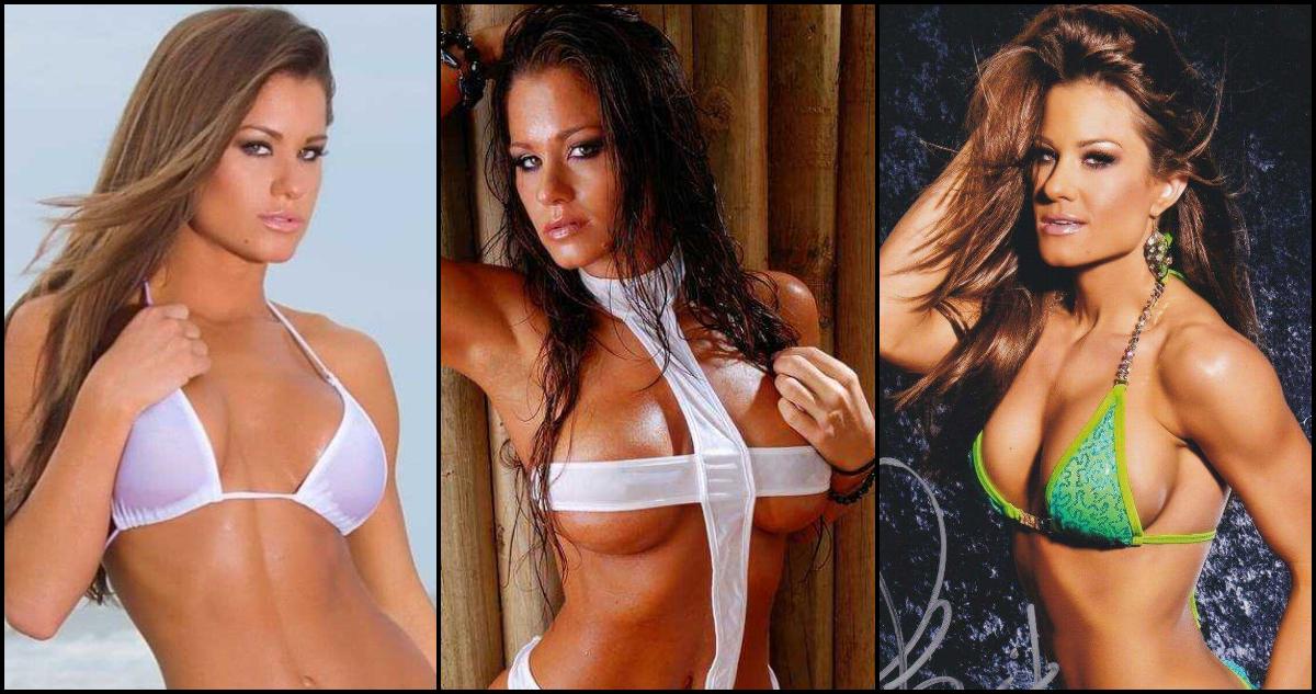 Brooke Tessmacher Topless photo 1