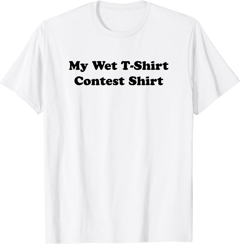 Black Wet T Shirt photo 2