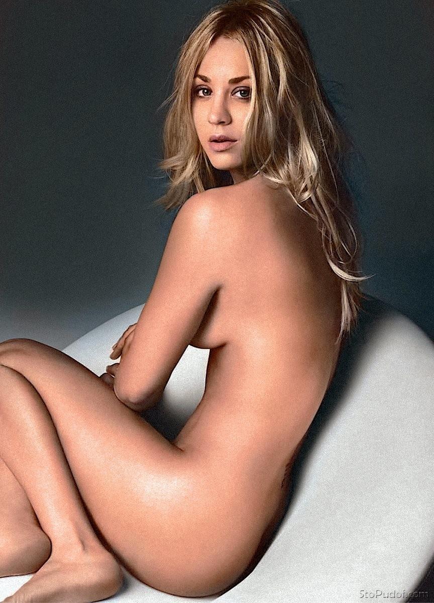 Kaley Cuoco Naked Video photo 10