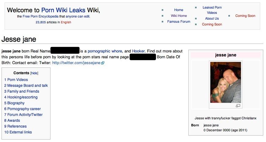 Porn Wiki Leak photo 13