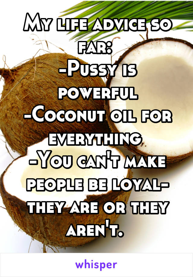Coconut Pussy photo 14