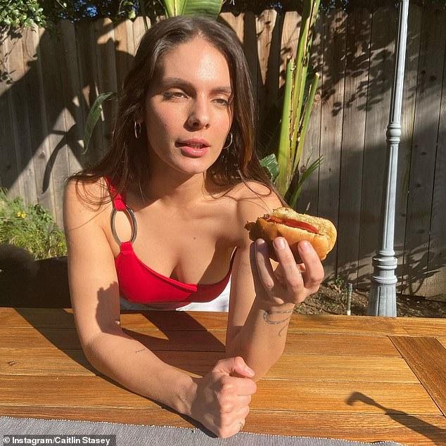 Caitlin Stasey Porn photo 28