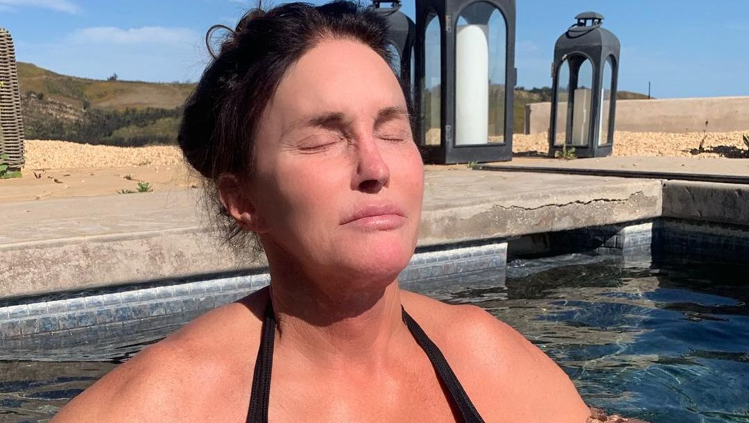 Caitlyn Jenner Topless photo 24