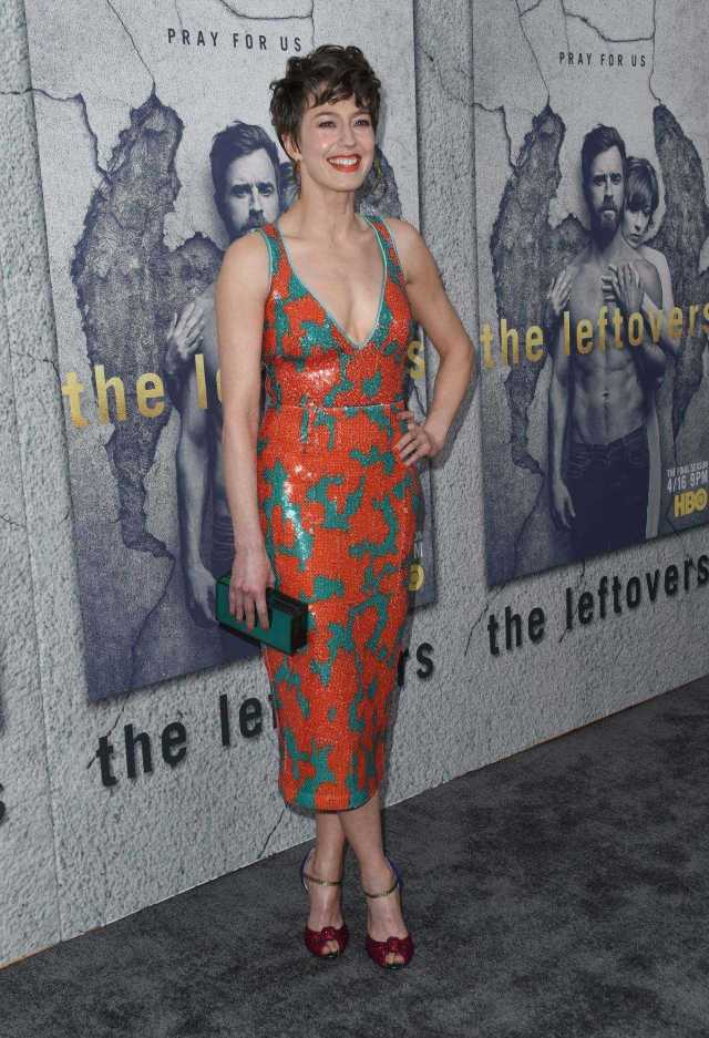 Carrie Coon Boobs photo 3