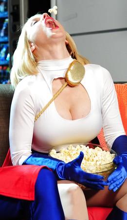 Carrie Keagan Big Tits photo 9