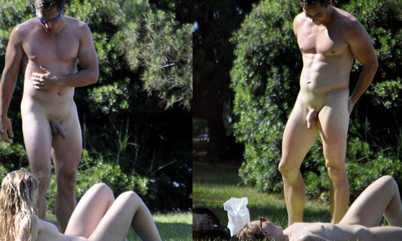 Caught Naked Photos photo 5