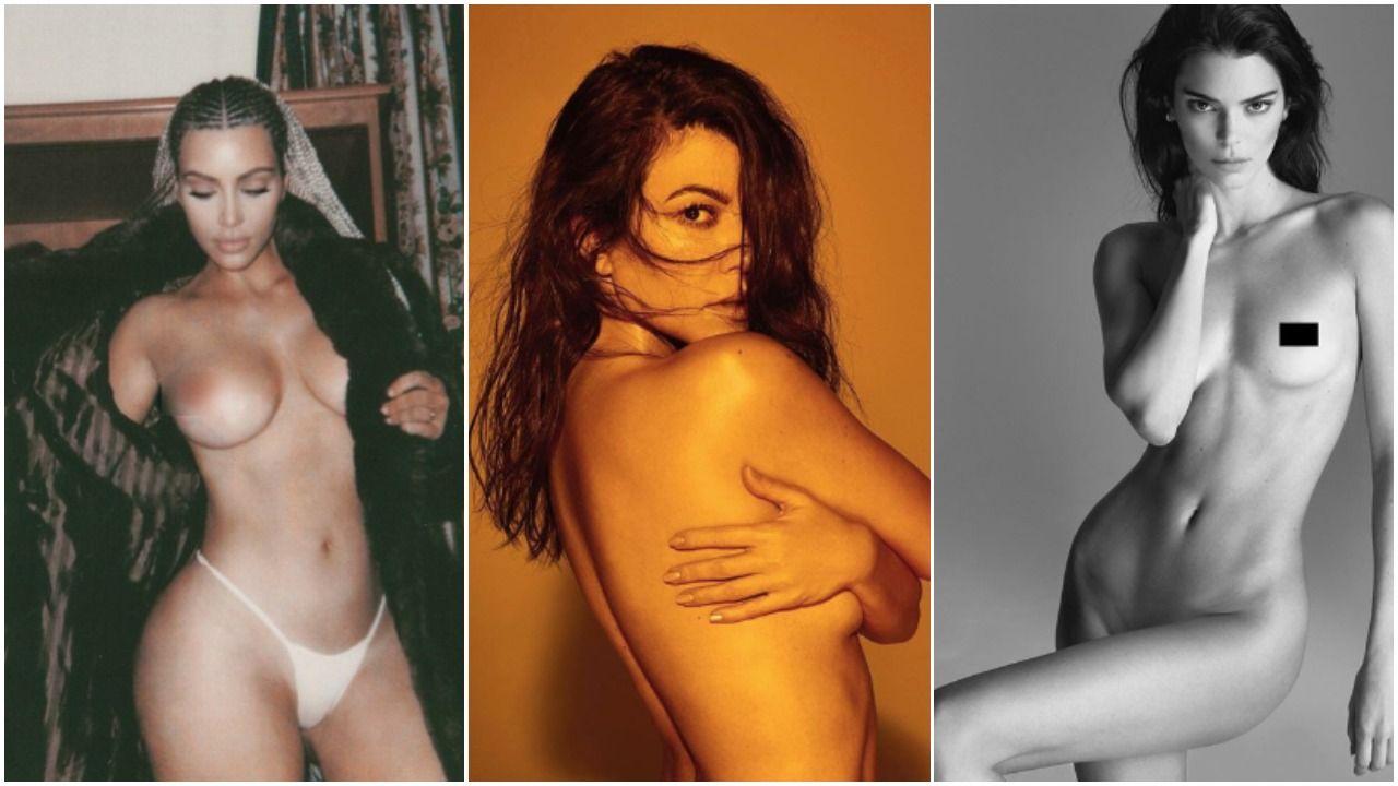 Kardashians Naked Uncensored photo 26