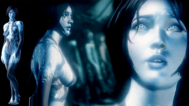Cortana Sex Games photo 10