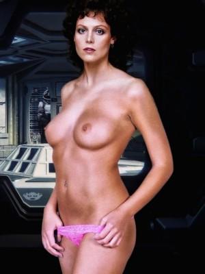 Sigourney Nude photo 16