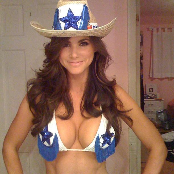 Dallas Cowboys Cheerleader Naked photo 30