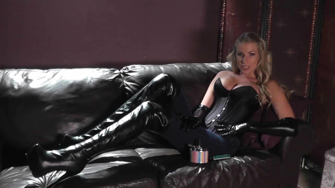 Danielle Maye Smoking photo 27