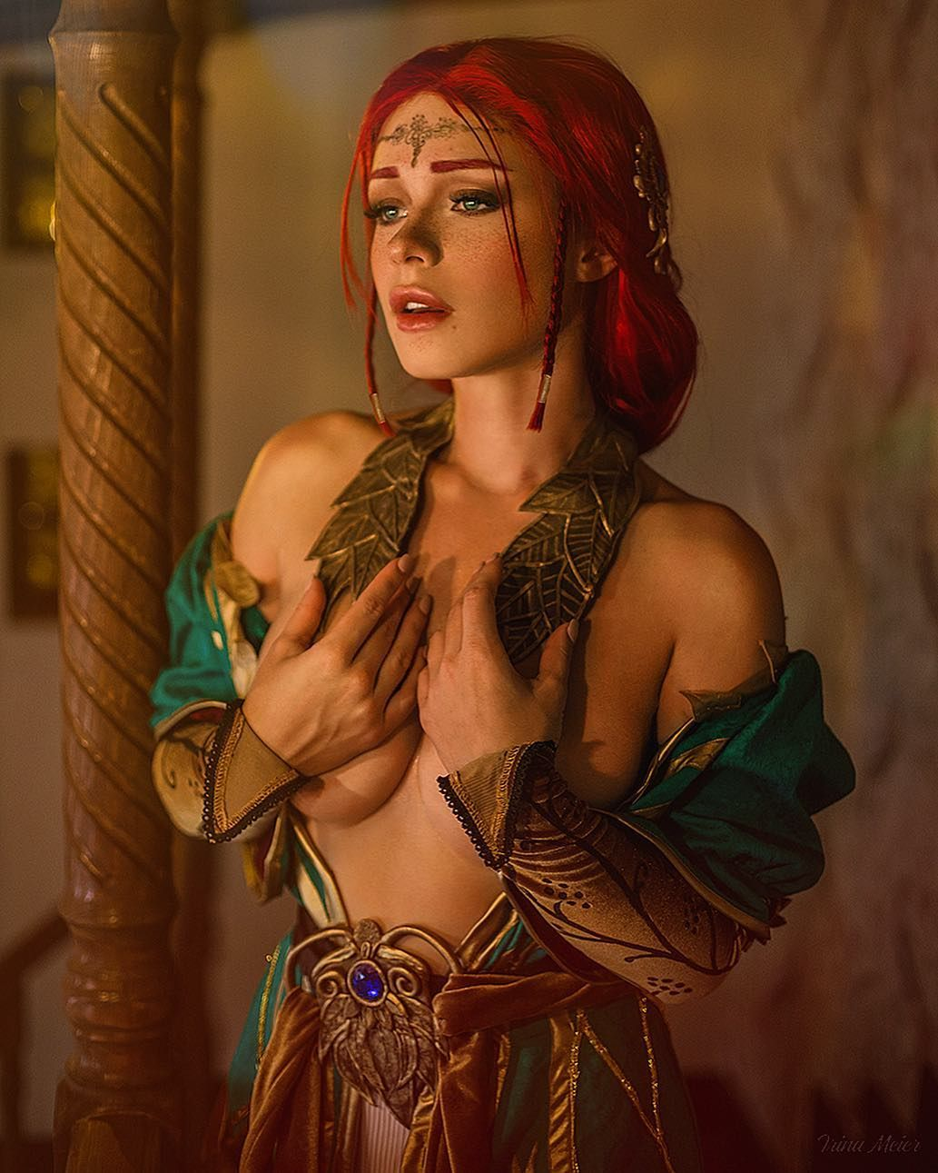 Triss Naked photo 2