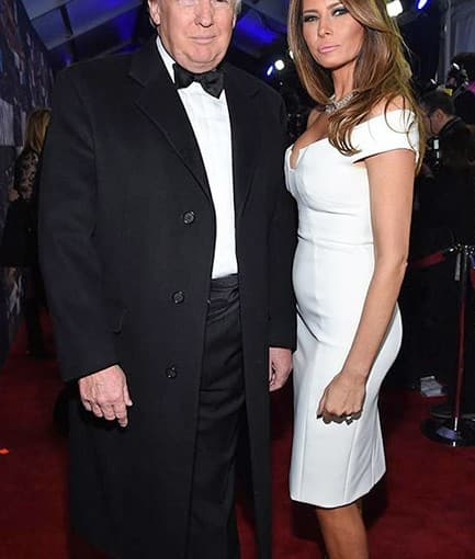 Dirty Scandalous Photos Of Melania Trump photo 21