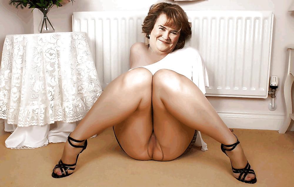 Susan Boyle Porn photo 30
