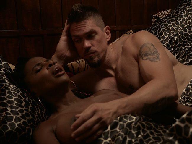 Shanola Hampton Sex Tape photo 5