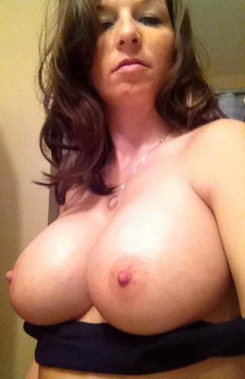 Mature Selfie Tits photo 1