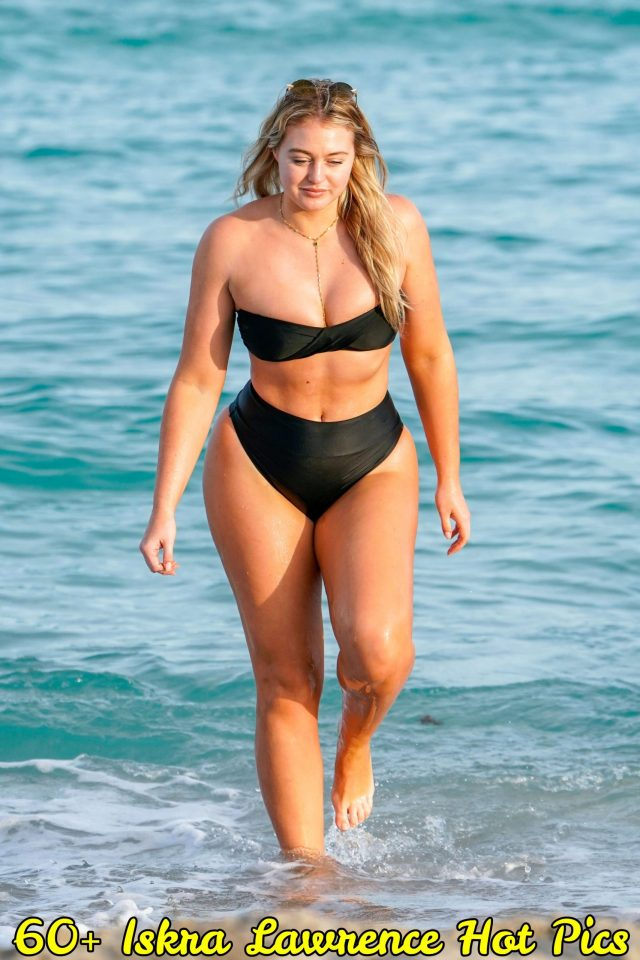 Iskra Lawrence Sexy photo 16