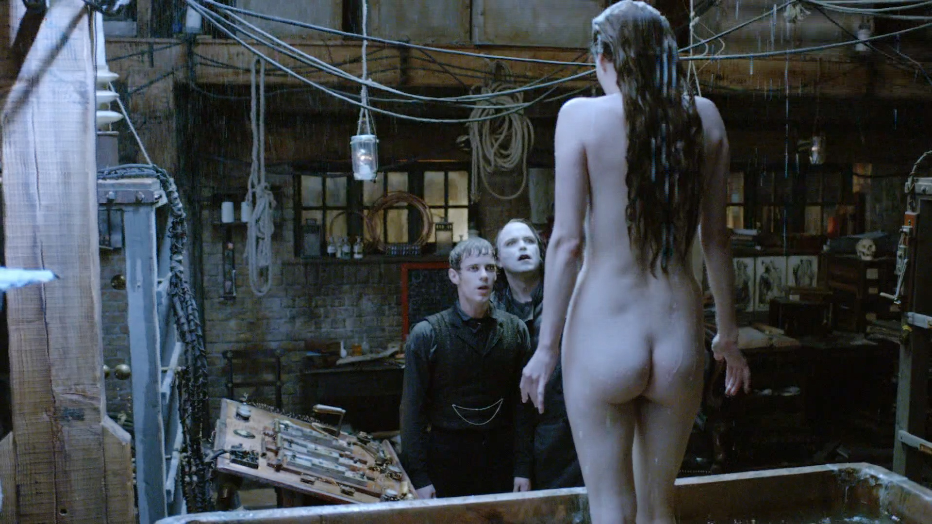 Billie Piper Naked Penny Dreadful photo 17