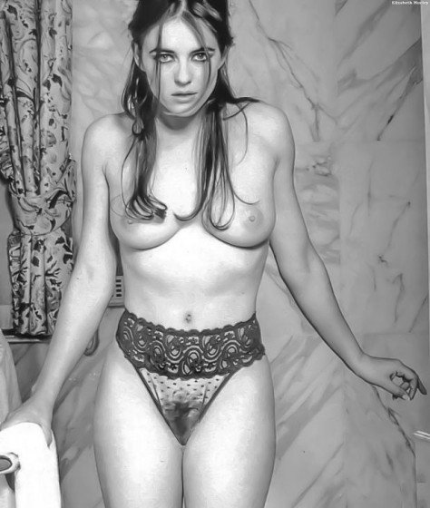 Elizabeth Hurley Tits Gif photo 18