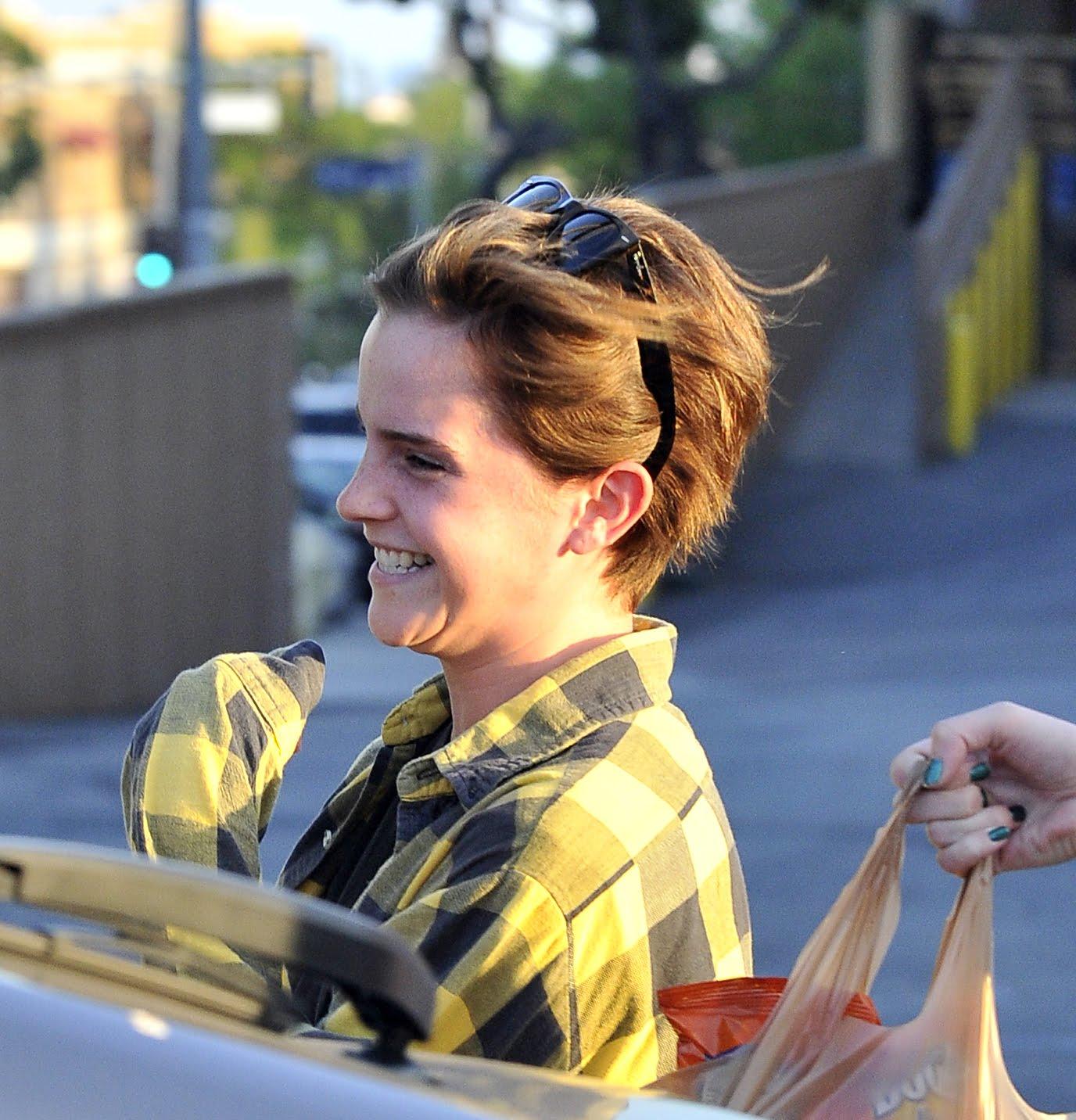 Emma Watson Santa photo 23