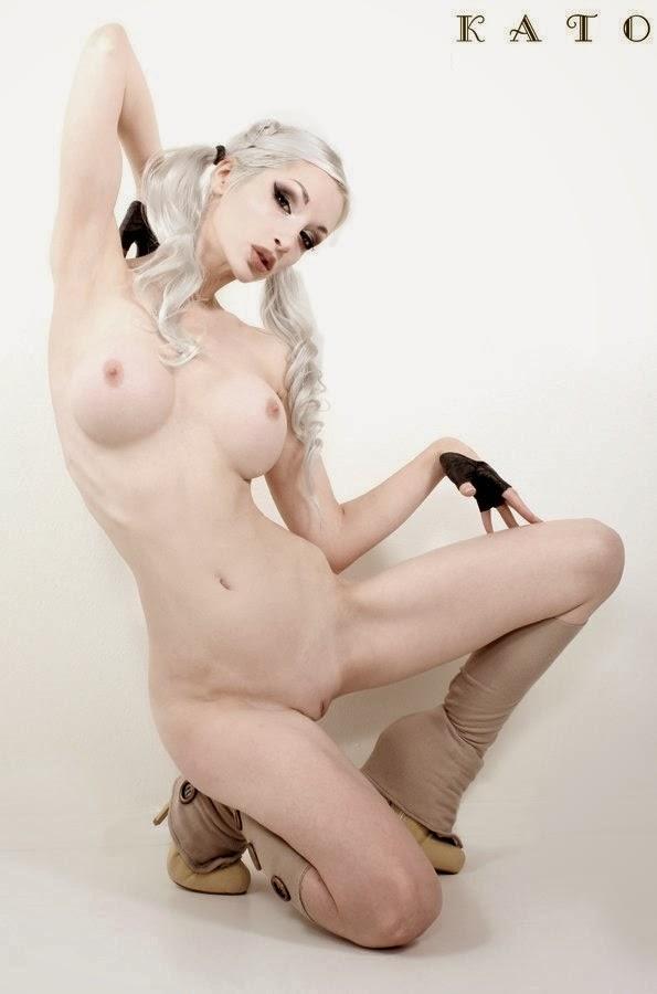 Kato Cosplay Nude photo 17