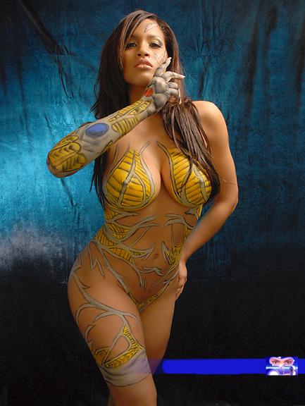 Rosa Acosta Nude Pics photo 11