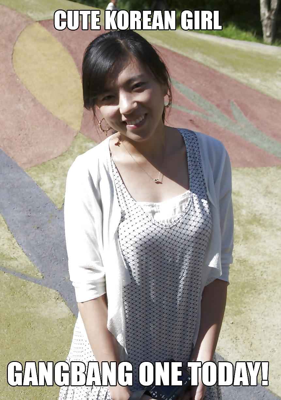 Asian Raceplay Caption photo 2