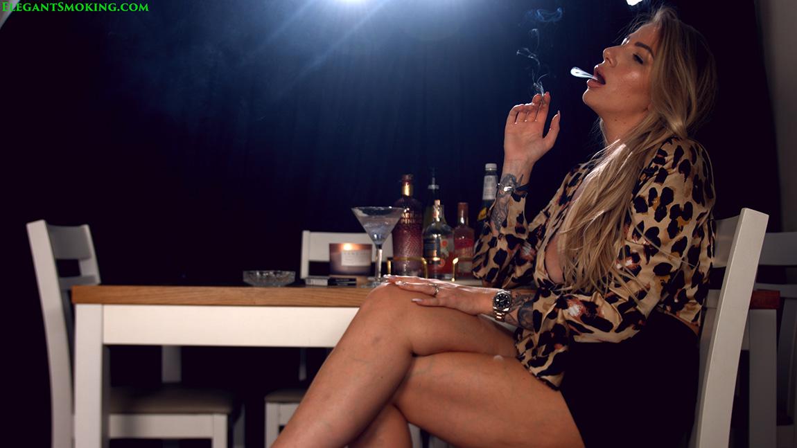 Danielle Maye Smoking photo 16