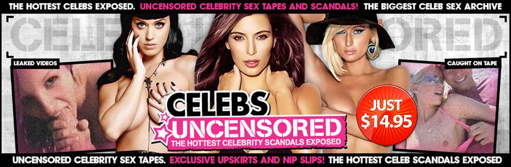 Uncensored Celeb Sex photo 7
