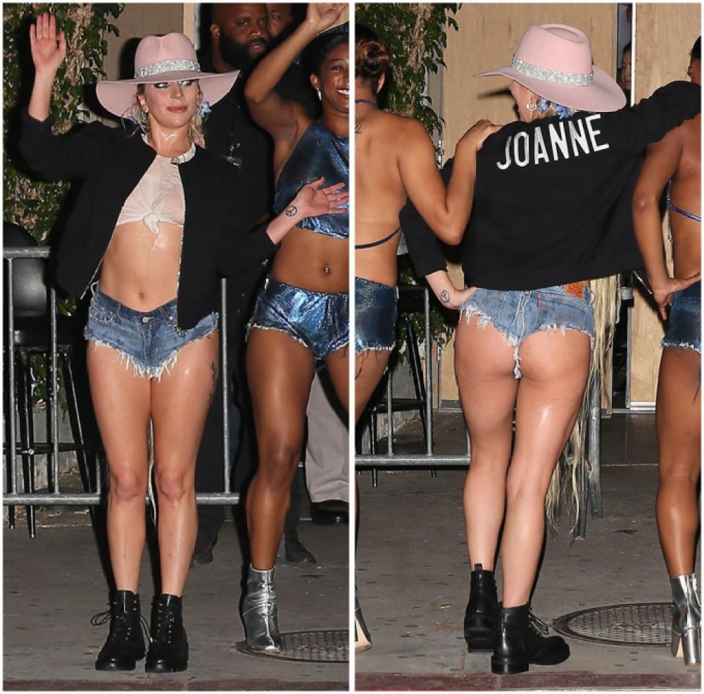 Lady Gaga Ass Pics photo 16