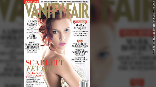 Has Scarlett Johansson Been Naked photo 17