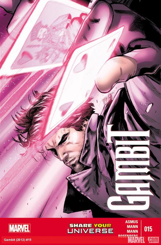 Gambit Naked photo 29