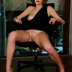 Gillian Anderson Real Nude photo 22