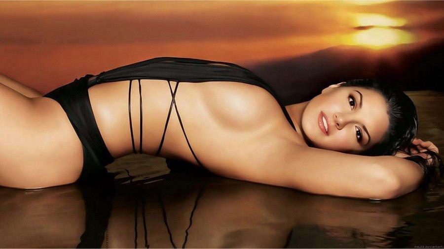 Gina Joy Carano Naked photo 30