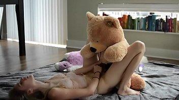 Girl Fucking Teddy Bear photo 25