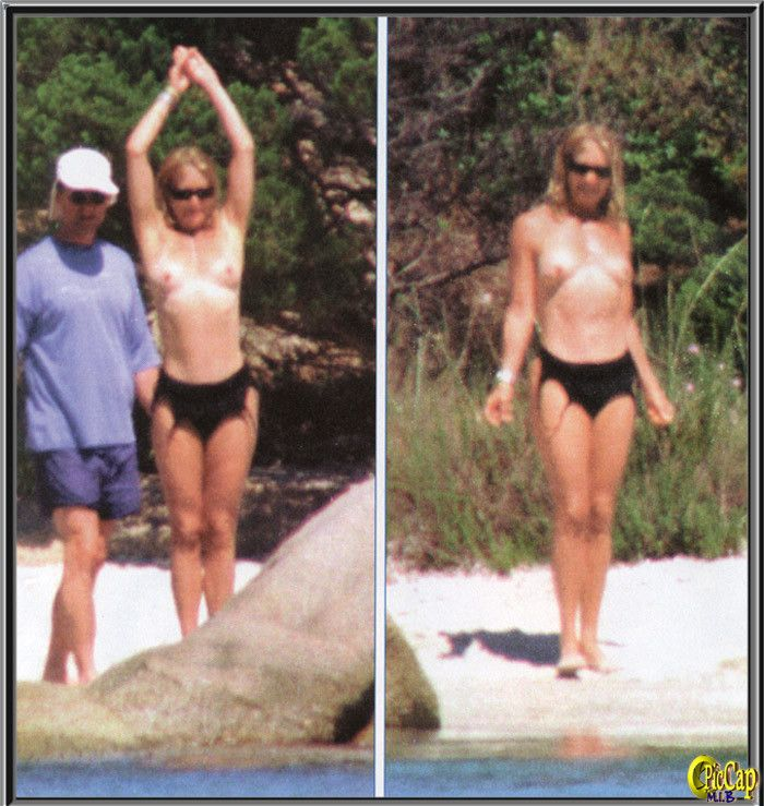 Goldie Hawn Nipples photo 4